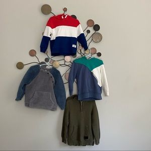 Huge lot of Boys Tops 3T 4T 10 items